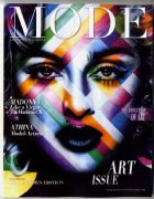 MODE LIFESTYLE (ART ISSUE) - USA MIAMI MAGAZINE (JANUARY  2020)
